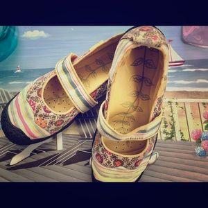 Keen summer shoes